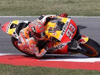 Hasil Akhir MotoGP Jepang 2016: Rossi Crash, Marquez Juara Dunia