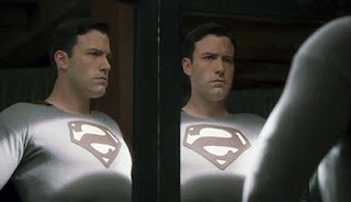 Ben Affleck as Superman Batman cosutme