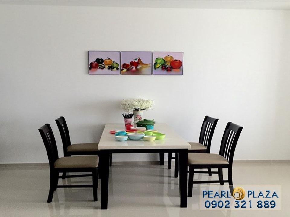 Cần bán căn hộ Pearl Plaza Điện Biên Phủ - hình 2