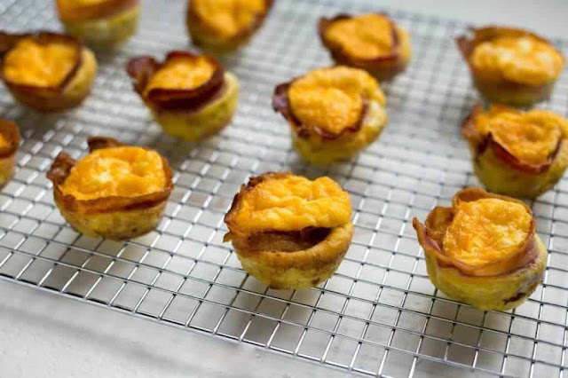Can you freeze bacon and egg muffins