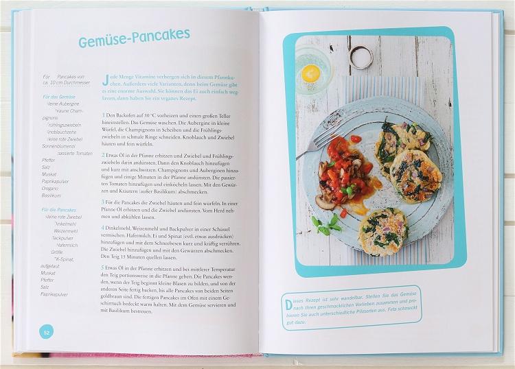 Rezension/Buchvorstellung Pancakes von Christine Sinnwell-Backes 4