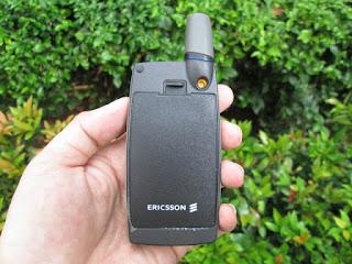 Hape Jadul Ericssonn T29 Seken Mulus Kolektor Item