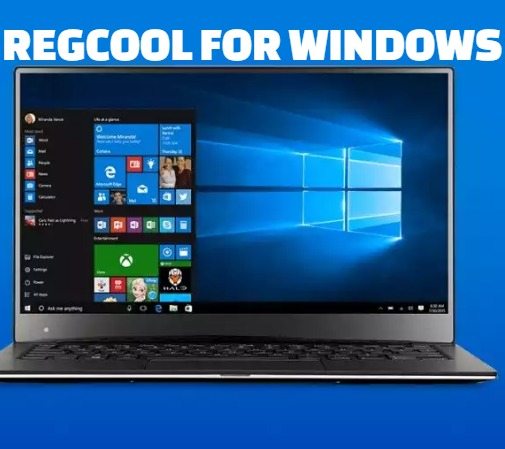 RegCool  For Windows 10/8/7 Is Advanced Registry Editor Software (See how It Works)