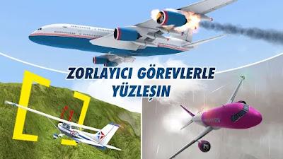 take off the flight simulator apk indir