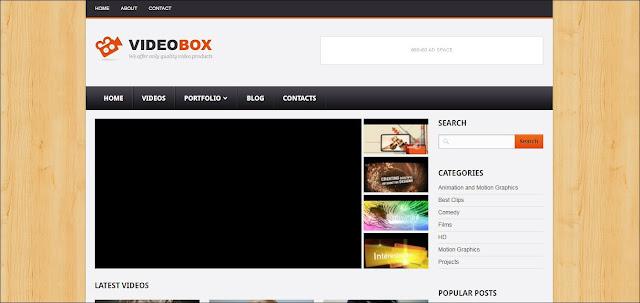 videobox bloggertemplateworld.com