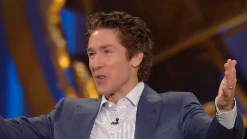 BLESSED BY YOUR ENEMIES - JOEL OSTEEN ~ Anointed Messages