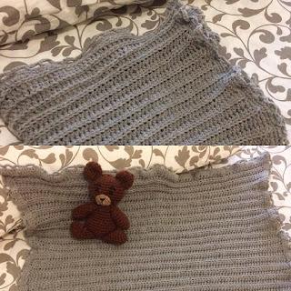 sapatinho de crochet, amigurimi