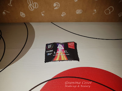 L.A Fuel chicle energizante Caja Degustabox - Septiembre ´16