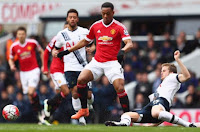 Tottenham Hotspur vs Manchester United 3-0 Video Gol & Highlights