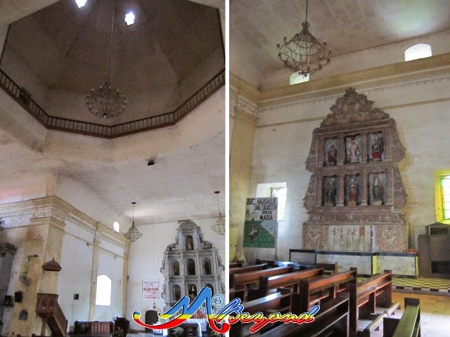 pan-ay church, old churches philippines, sta monica church roxas, church of pan-ay, roxas city old church, philippines old churches