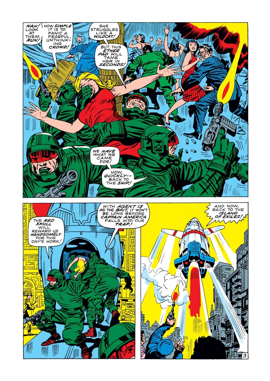 Captain America (1968) Issue #103 #17 - English 4