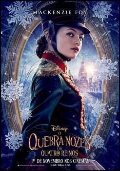 O Quebra-Nozes e os Quatro Reinos Dublado (2018) BluRay 1080p Dual Áudio Download
