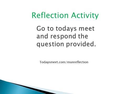 reflective activity 8