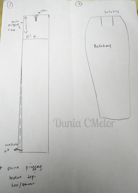 tutorial & tip jahitan