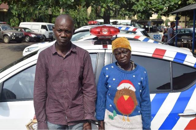 cctv-footage-aids-criminal-couples-arrest-in-oshodi