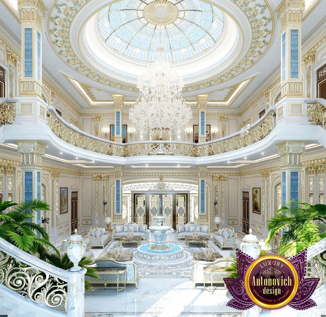 Katrina Antonovich Luxury Interior Design: Kenyadesign: The Best Interior Design Villa By Katrina