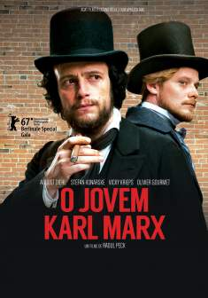O Jovem Karl Marx Torrent – BluRay 720p/1080p Legendado