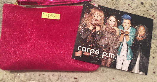 Ipsy Glam Bag December 2016 Review
