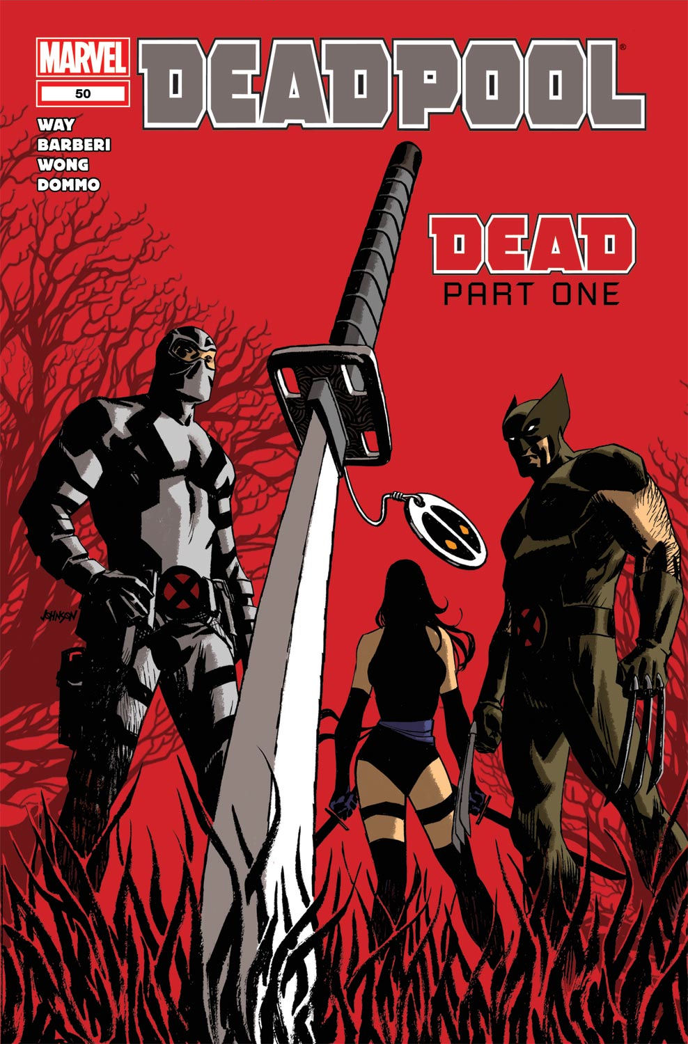 Read online Deadpool (2008) comic -  Issue #50 - 1