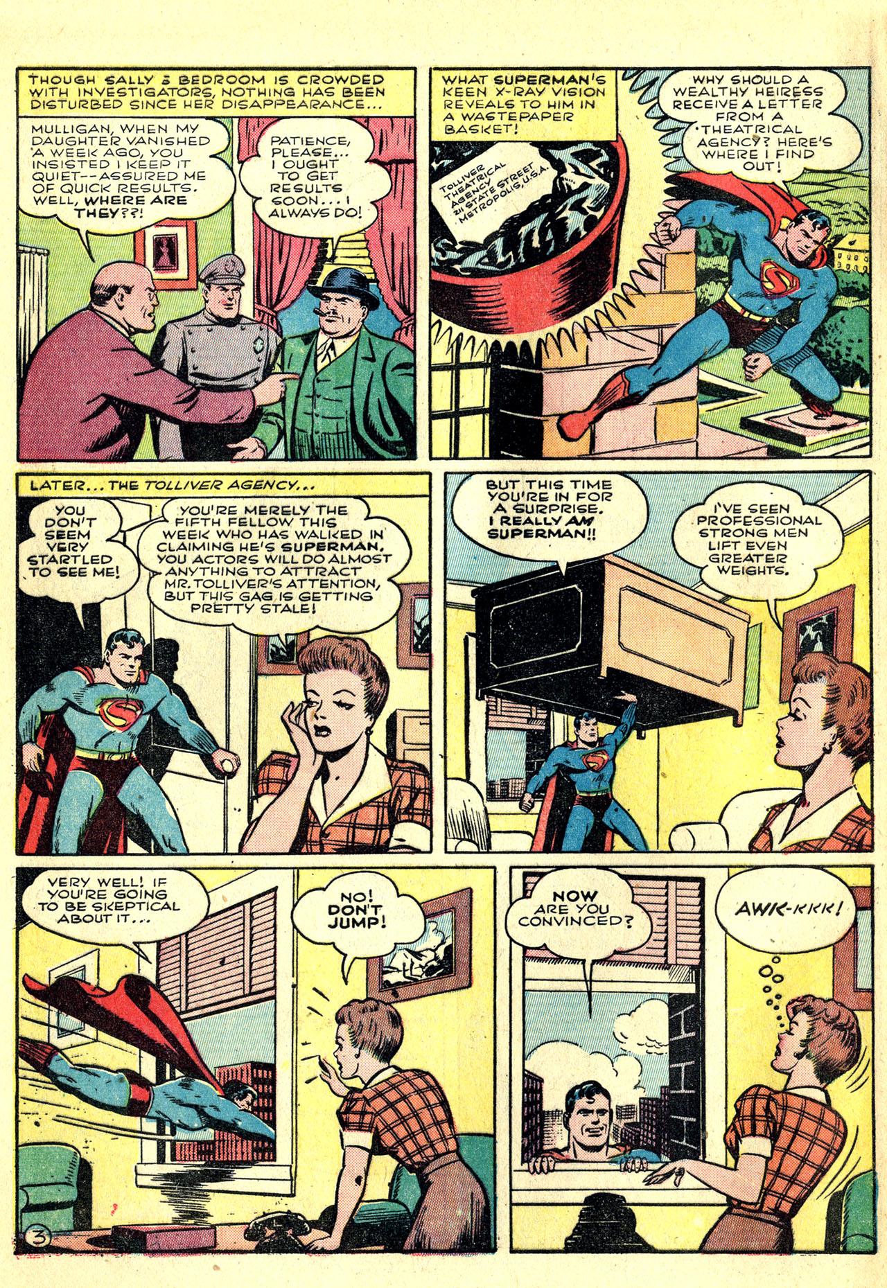 Read online World's Finest Comics comic -  Issue #8 - 6