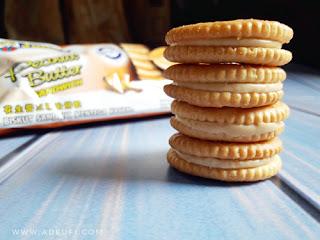 julie's biscuit sandwich