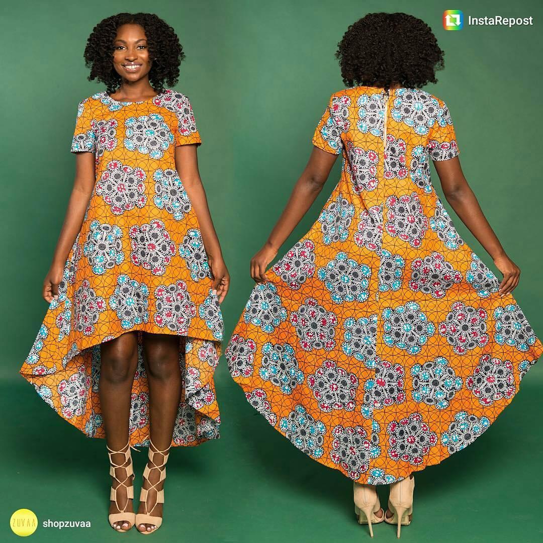 99bce2df3044c Ankara Dresses For Pregnant Ladies
