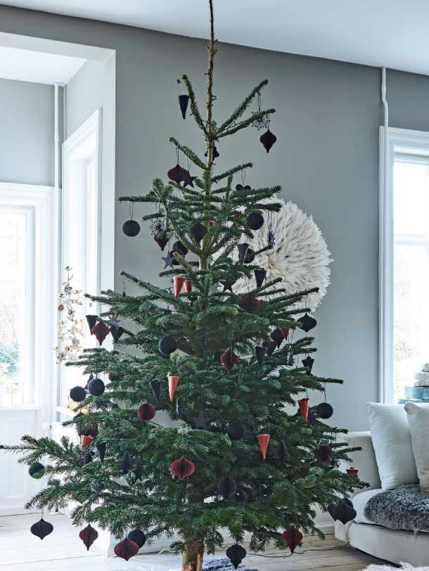 Simple Christmas Touches in Denmark- designaddictmom