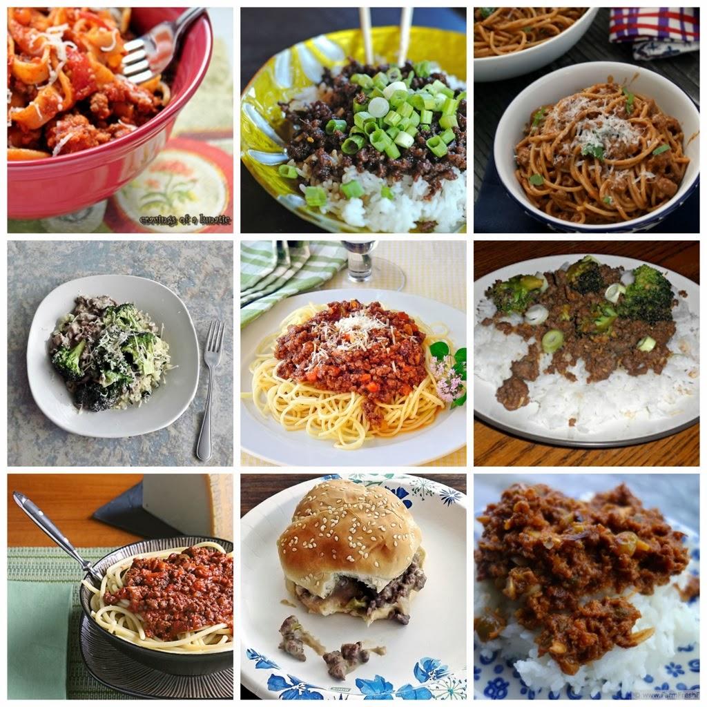 Farm Fresh Feasts 106 Recipe Ideas Using Ground Beef