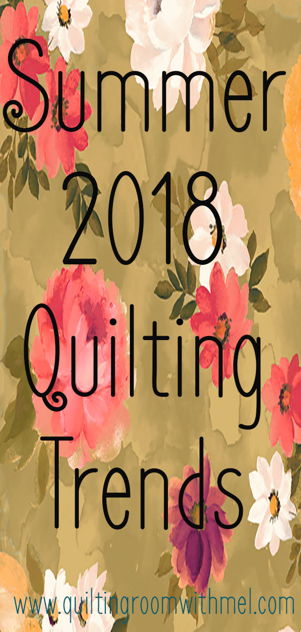 Find out what the next big thing in quilting will be including some things to put on your wish list for the holidays or maybe pick up now to make the holiday sewing and quilting easier.