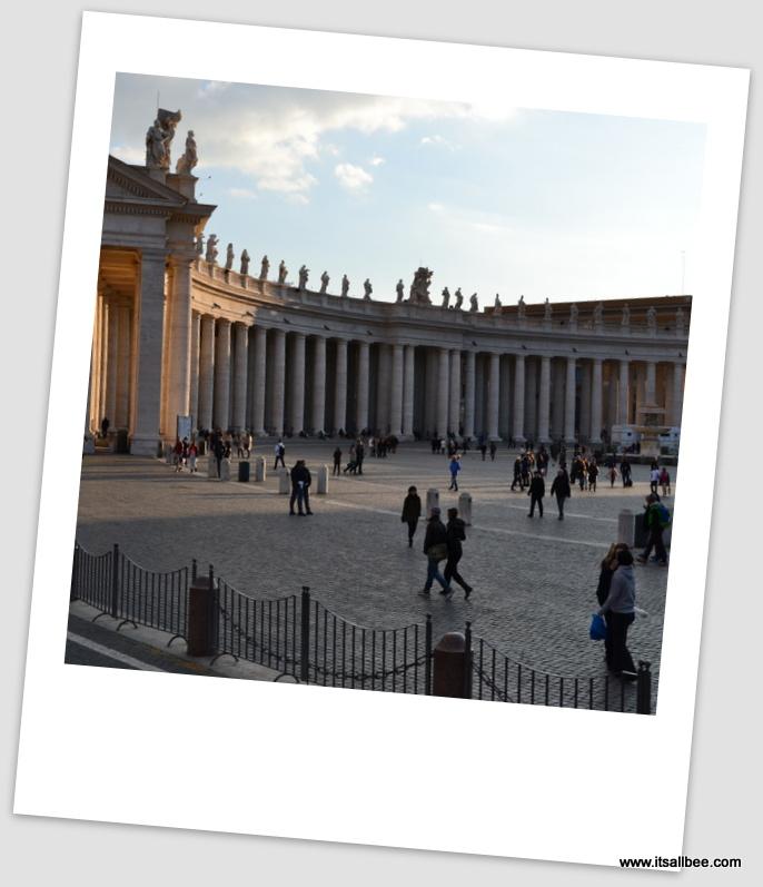 A Roman Holiday: Part I