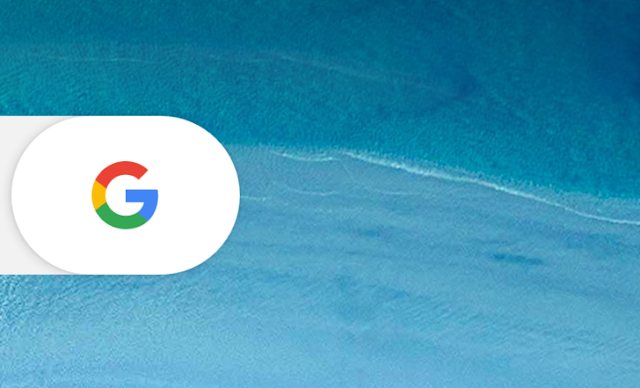 Google Nexus App Launcher's Search Button