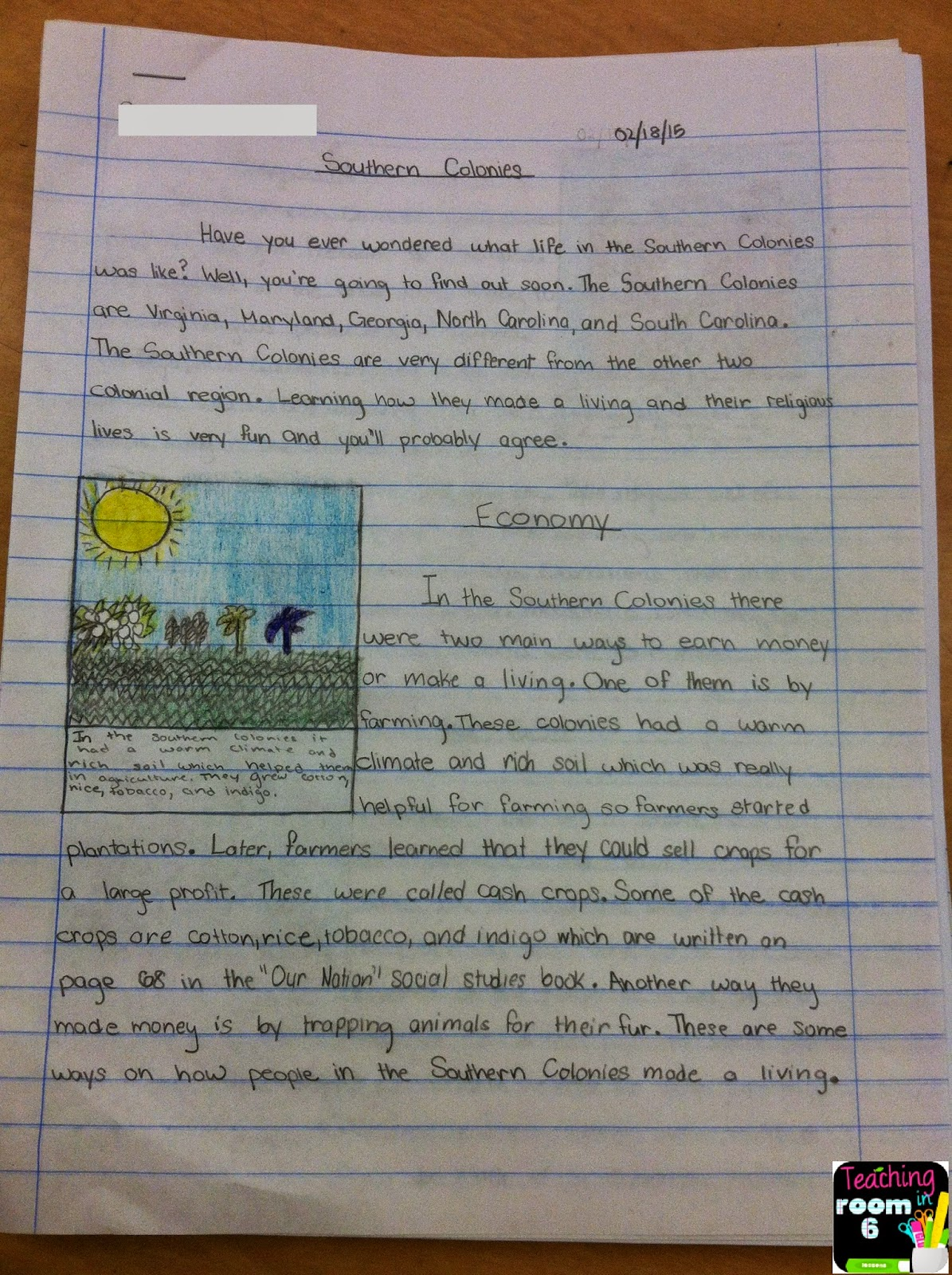 Text Features In Our Own Writing