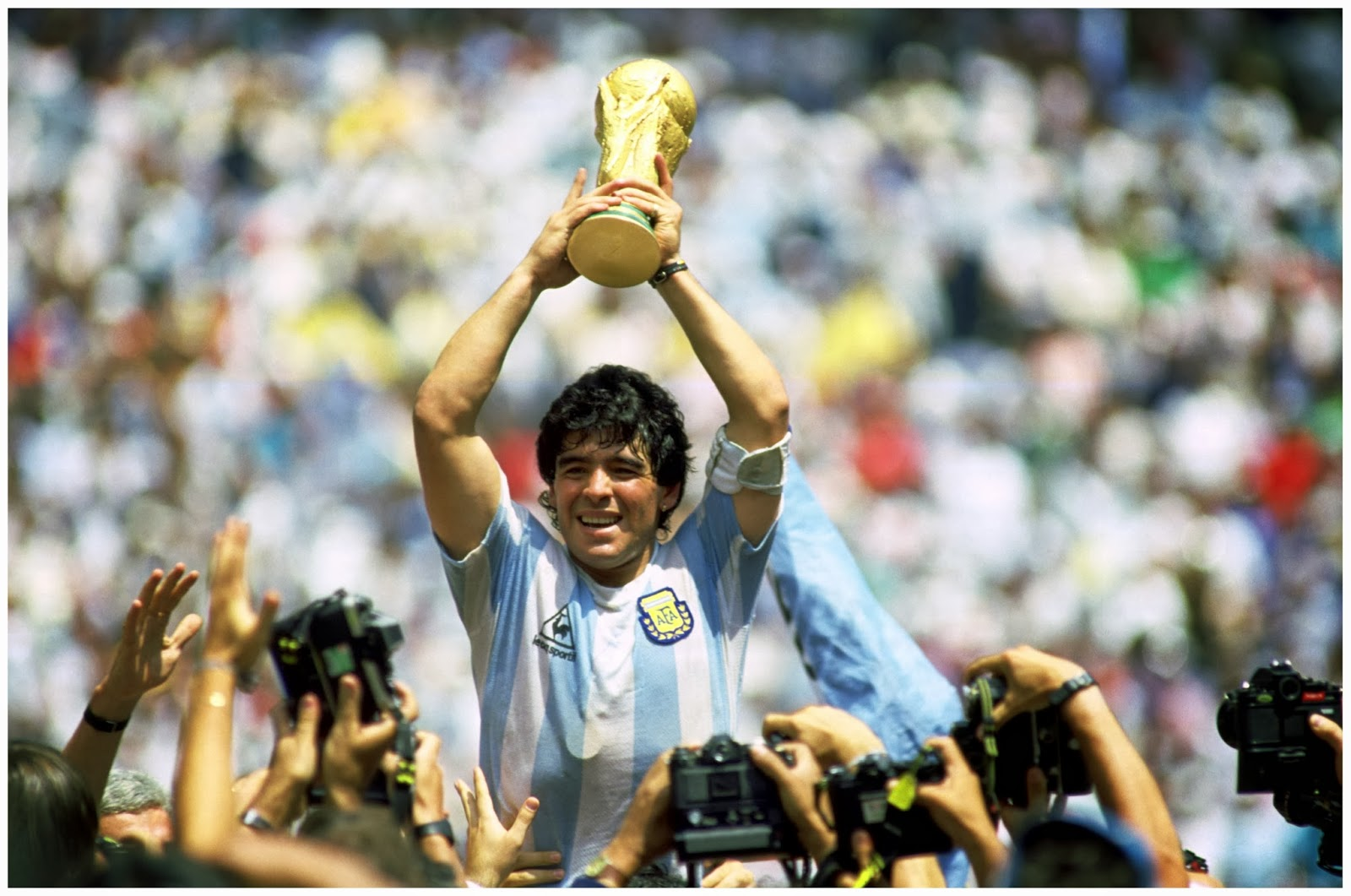 Maradona va disputer un match de gala au Maroc