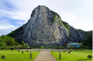 Laser Biddha Mountain, Pattaya