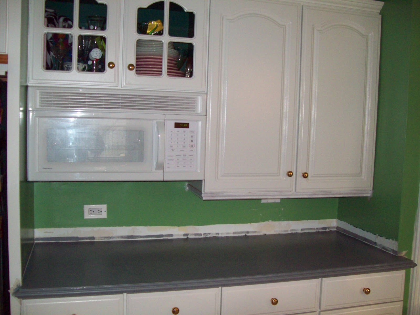 image of painting cabinets formica cabinet can laminate you paint kitchen ideas