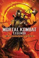 Imagem Mortal Kombat Legends: A Vingança de Scorpion - Dublado