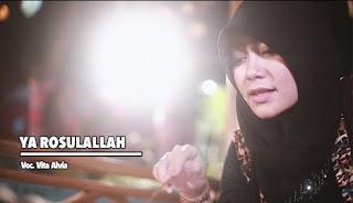 Lirik : Vita Alvia - Ya Rosul Allah