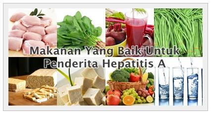Makanan Yang Boleh Dikonsumsi Bagi Penderita Hepatitis A