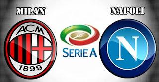 مشاهدة مباراة ميلان ونابولي بث مباشر بتاريخ 26-01-2019 الدوري الايطالي