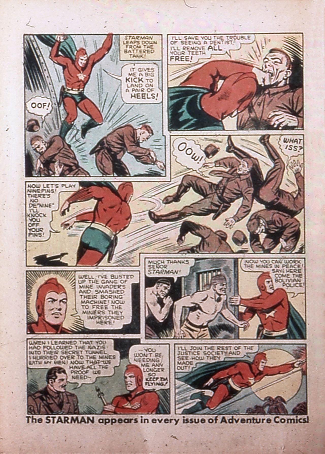 Read online All-Star Comics comic -  Issue #9 - 56