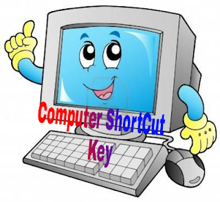 Windows computer Shortcut keys