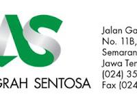 Lowongan Kerja Accounting di CV. Anugrah Sentosa - Penempatan Semarang