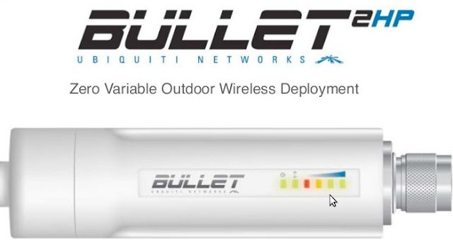 Bullet 2 HP Ubiquiti Networks