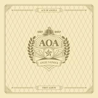 AOA – ANGEL'S KNOCK Albümü