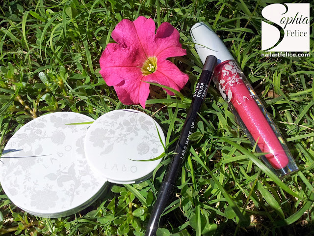 make up labo pure flower 03