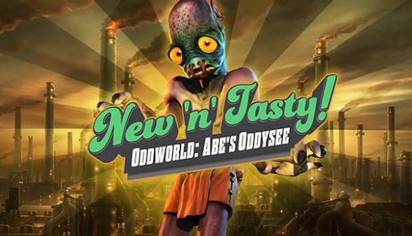 Oddworld: New 'n' Tasty 1.0.4 Full APK + (Data Offline)