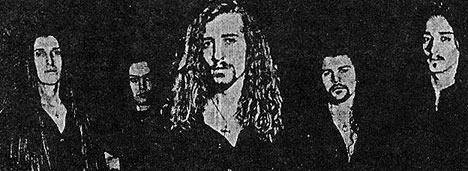 PARADISE LOST - Interview 1992 (Doom)