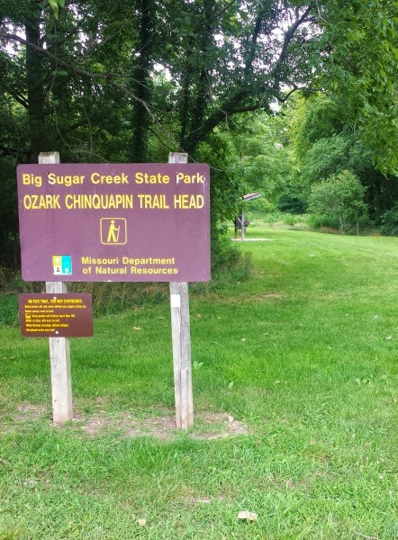 Ozark Chinquapin Trail