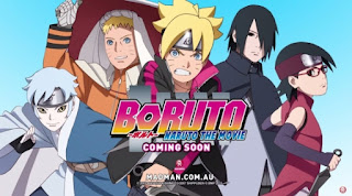 Boruto: Naruto the Movie (2015) HD-Rip