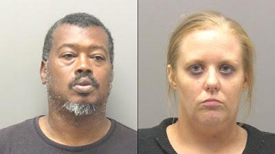 Clarence Reed y Jennifer Denen pueden pasar 20 próximos años en la carcel por el maltrato a la menorarkansas.arrests.org